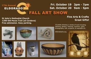 2018 Eldorado Arts & Crafts Association Fall Show