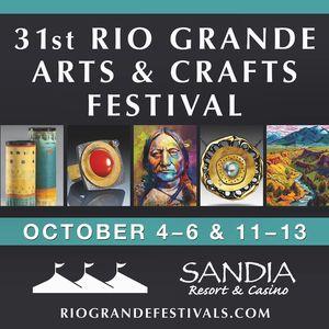 Rio Grande Arts & Crafts Festival at Albuquerque Balloon Festival